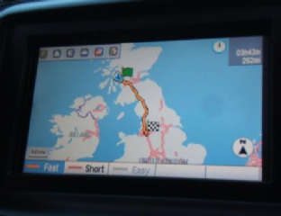 DVD Mitsubishi MP8000 Update Map 2016 Sat Nav Disc